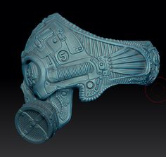 Tomas Wittelsbach ring modeled in ZBrush