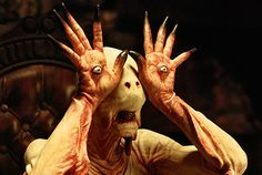 Pan's Labyrinth. Love this movie!