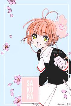 ♡♡自上色 #cardcaptor sakura clear card arc #edits #syaosaqueue