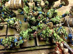 Orcs, Warhammer Fantasy