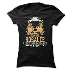 ROSALEE . Team ROSALEE Lifetime member Legend  - T Shir - #hoodies #hoodie refashion. ORDER NOW => https://www.sunfrog.com/LifeStyle/ROSALEE-Team-ROSALEE-Lifetime-member-Legend--T-Shirt-Hoodie-Hoodies-YearName-Birthday-Ladies.html?68278