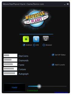 MovieStarPlanet Hack iOS / Android / PC  http://gamezterror.com/moviestarplanet-hack-ios-android-pc/