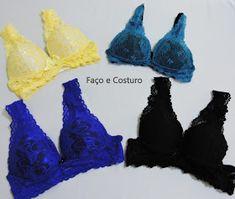 Lingerie Bonita, Diy Tops, Pretty Lingerie, Baby Dolls, Tie Dye, Sewing, Womens Fashion, Bikinis, Clothes