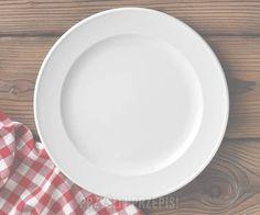 do gyrosa - 2 łyżki oleju - szczypta soli - Cooking Tips, Plates, Tableware, Diet, Mascarpone, Licence Plates, Dishes, Dinnerware, Griddles