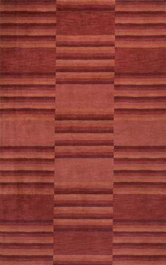 Gramercy Red Area Rug