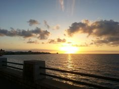Soleil...sun..sunset...