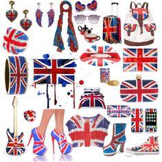 BRITISH MANIA