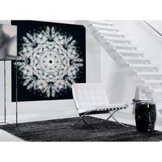 Komar 96 in. x 72 in. Light Flake Mural