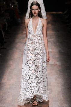 The 50 Best Bridal Looks from the Spring 2015 Collections – Vogue - Valentino