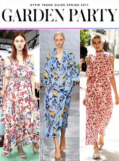 US Women Trends from New York Week Spring 2017 spring fashion 2017 - Fashion Instagram Mode, Instagram Fashion, New Yorker Mode, Spring Fashion 2017, Mode Top, Lela Rose, New York Fashion, Fashion Design, Fashion Trends