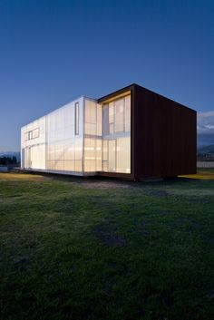 Sebastián Crespo Architects: Arquitectura X