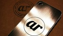 Stainless Steel iPhone Plate | BrandPress Co.