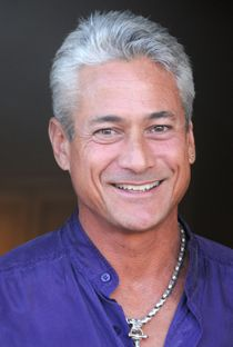 Diving board Olympian, trainer of divers and dogs, positive for 23 years. Greg Louganis HIV AIDS