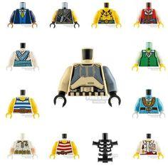 NEW LEGO MINIFIGURE TORSOS  .  Some of the 50  LEGO torsos we've added in the last few weeks.  .  Available at firestartoys.com  .  .  .  #lego #afol #tfol #kfol  #starwarslego #starwars  #legostarwars #Mandalorian #legoMandalorian  #bricknetwork #legophoto  #legography #toyphotography  #legostagram #legominifigure  #legominifigures #legominifigs  #legophotography #legogram  #legos #minifigurehq  #legolover #geekgifts  #legosigfig #sigfig    #Regram via @CDs4kusBjxp Lego Mandalorian, Lego Minifigs, Lego Photography, Lego Parts, Cool Lego, Lego Ideas, Geek Gifts, Lego Star Wars, Legos
