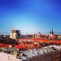 With huge passion to life: Aurinkoinen etelänloma Tallinnassa