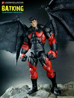 Loosecollector Custom Action Figures Official Website: Batking