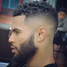 Cortes de pelo hombre negro