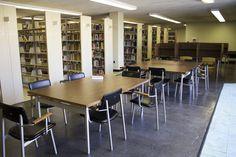 2nd Floor Study Tables