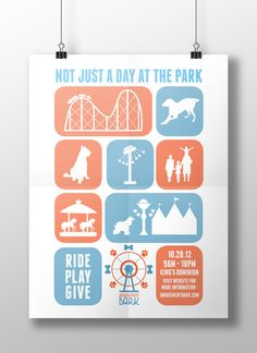 Amusement Bark by Maira Passos, via Behance