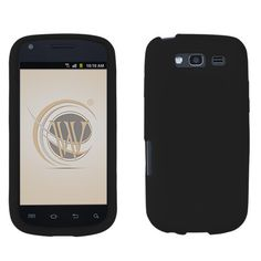 BC Silicone Sleeve Gel Cover Skin Case for T-Mobile Samsung Galaxy S Blaze 4G T999-Black