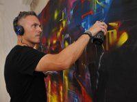 Dan K - For Milliken's Street Art Extravaganza @ CDW 2016