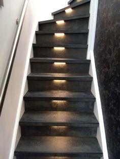 Home - Etagon Home Room Design, Dream Home Design, My Dream Home, House Design, Modern Staircase, Staircase Design, Home Ceiling, Interior Stairs, House Goals