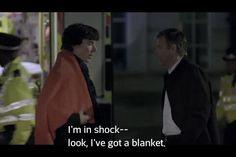Sherlock - Funny