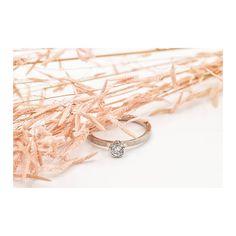 SHE SAID YESSSS // Da kann man doch nur JA sagen!? Handgefertigter Verlobungsring aus 14kt Palladiumweißgold mit funkelndem Brilliant.… Handcrafted Jewelry, Handmade, Ring Verlobung, Wedding Bands, Gold, Pendants, Engagement Rings, Bracelets, Earrings