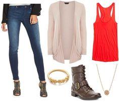 Teen Wolf Fashion Inspiration