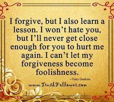 Don't be foolish