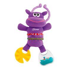 Hippo Estica e Vibra Baby Senses | Brinquedos | Site oficial chicco.pt