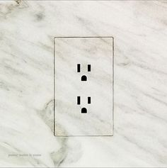 """Ingeniuos electrical outlets to add to """"my future home"""" list."""