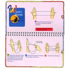 Things parents should learn to do: Cat's Cradle and other string games, made easier with Klutz's book kit