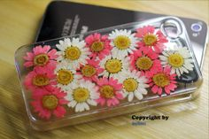 Unique Pressed flower htc one m8 flowers Dried iphone 4s cases iphone 5s case iphone 5c Case Samsung galaxy note 3 s3 s4 s5 cover skin