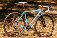 Sparkle Blue Collar Bicycles Disc All Road   The Radavist