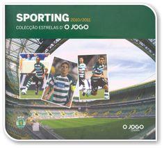 Sporting Clube de Portugal 2010-2011, Coleção Estrelas d'O Jogo