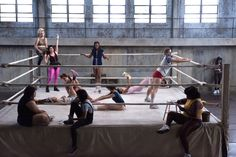 nice The Mom Jeans and Leotards in 'GLOW' Help to Convey a Realistic '80s Aesthetic