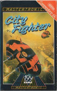 City Fighter (C64)