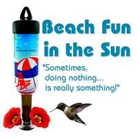 Beach Fun in the Sun Double Shot from Hummingbird Vineyard and Tipsy Birds - 375ml Freestyle Feeders