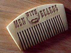 Personalized Wooden Beard Comb Hair accessories от UkrMadeShop