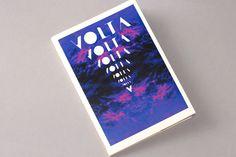 Volta: Writing Anthology on Editorial Design Served