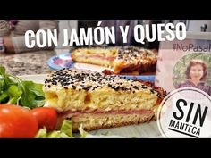 CENA IMPROVISADA: FÁCIL y RÁPIDA! ¿que nombre le ponemos? - YouTube French Toast, Sandwiches, Breakfast, Youtube, Food, Videos, Ham And Cheese, Breads, Cookies