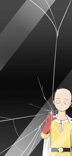 One Punch Man, Backrounds, Fun Things, Anime Manga, Iphone Wallpaper, Pokemon, Funny, Glass, Poster