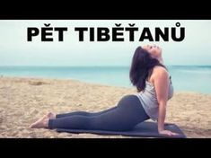 Pět Tibeťanů& The Five Tibetans Health Advice, Health Care, Pilates Workout, Exercise, Workouts, Body Fitness, Health Fitness, Yoga Anatomy, Bedtime Yoga
