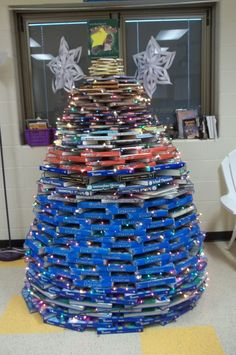 40 Classroom Christmas Decorations Ideas For 2016 Book TreeClassroom DoorChristmas