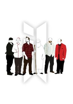 M Wallpaper, Touch Love, The Godfather, Tv Series, Diy And Crafts, Hero, Silhouette, Deviantart, Stickers