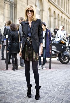 Sarah Ruston, Somewhere in Paris | Street Fashion | Street Peeper | Global Street Fashion and Street Style