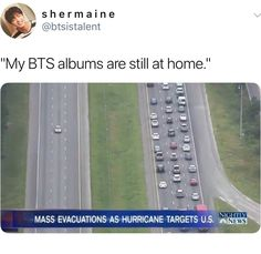 My imaginary bts albums are still at home! Tch. Too broke to afford one.