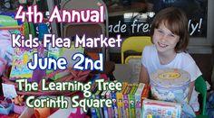 Kids Flea Market June 2