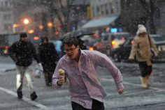 Ice cream guy: Making winter great again — and again. - The Washington Post